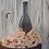 "Thumbnail: Wine Barrel Cork Framed Painting   11""x 14"""