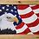 "Thumbnail: USA FLAG FRAMED 11"" x 14"""