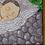 "Thumbnail: Angel Baby Framed 10' x 10"""