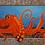 """Thumbnail: 3D Octopus 10""""x 20"""""""