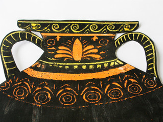 Etruscan Art- Greek and Roman Vases