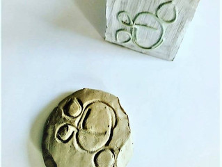 Creating Mesopotamian Cylinder Seals