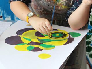Art field trip for schools