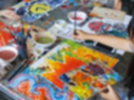 Vinspace workshop for School art field t