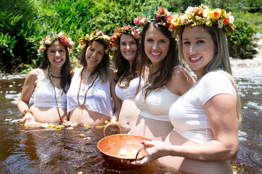 Sagrado Feminino -Deusas das Águas
