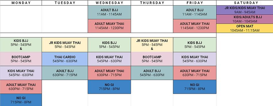Bigode Schedule 2021.png