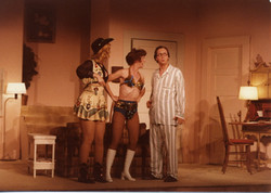 My debut at the Granbury Opera House