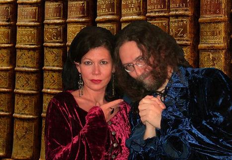 Barbara Wolflingseder & Andre Blau
