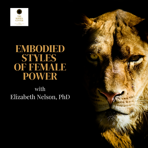 Embodied Styles of Female Power