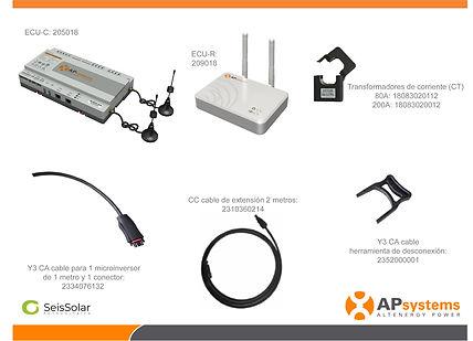 AP System MICROINVERSORES ESQUEMA pag 2.