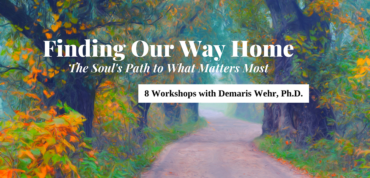 Finding Our Way Home the souls path banner.png