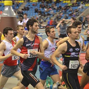 Championnats de Belgique TC indoor