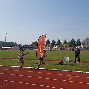 Championnats de Belgique de relais 2017