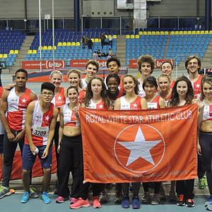 Championnat de Bruxelles Indoor