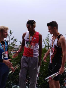 Nos juniors et espoirs en pleine forme aux championnats nationaux !