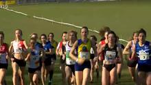 Mélanie Bovy, championne de Belgique U23