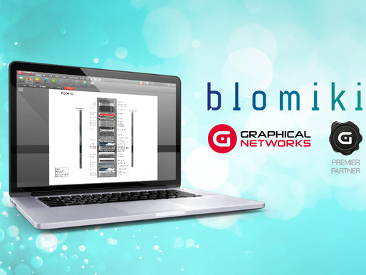 blomiki is the exclusive Premier Partner of Graphical Networks in Germany