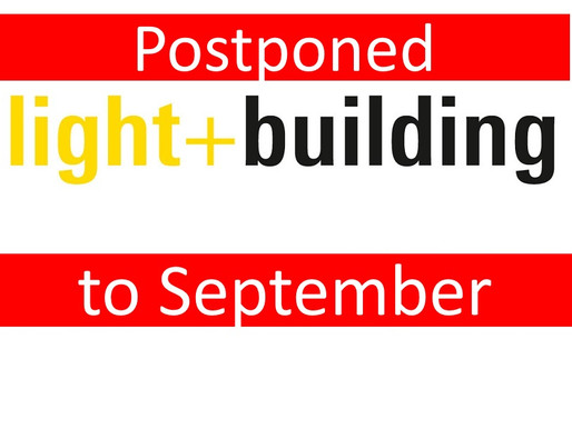 Postponed: blomiki at the Light + Building