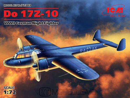 ICM 72303 - Do 17Z-10 - 1:72