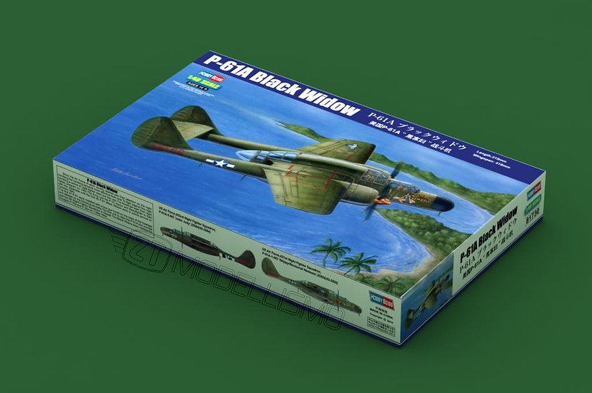 Hobby Boss 81730 - P-61A Black Widow - 1:48