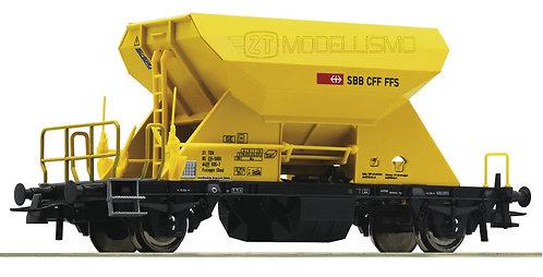 """Roco 76154 - Set di 2 carri tramoggia """"Fccnpps"""" - H0"""
