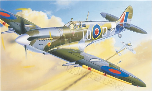 Italeri 094 - Spitfire Mk.IX - 1:72