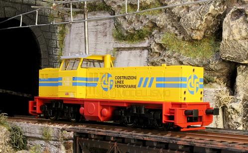Liliput L112406 - locomotore diesel T1939, livrea C.L.F.