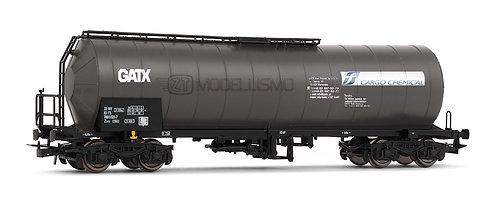 "Rivarossi HR6460 - Carro cisterna tipo Zaes ""FS Cargo Chemical"" - H0"