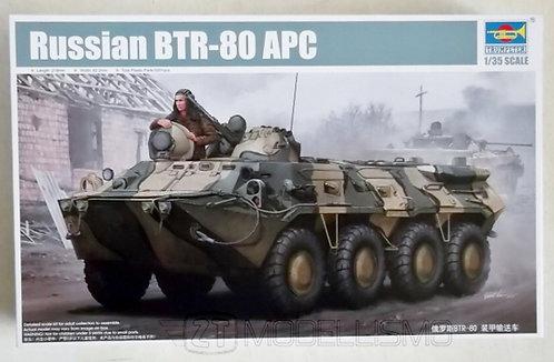 Trumpeter 01594 - Russian BTR-80 APC - 1:35