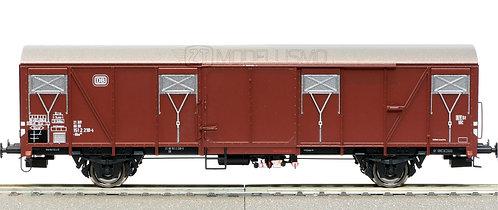 Exact - Train EX20405 - Carro merci chiuso Gbs 252, DB - H0