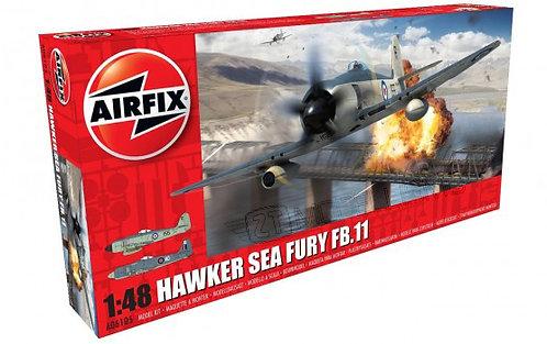 Airfix A06105 - Hawker Sea Fury FB.11 - 1:48