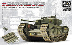 AFV Club 35S54 - Churchill MK.III - 1:35