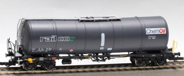 """IGRA 96210014 - Cisterna Zacns 88 """"Railco ChemOil""""- H0"""