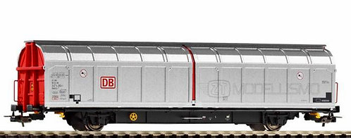 Piko 54504-2 - Carro ad alta capacità con pareti scorrevoli Hbbills311 - H0