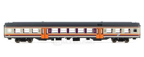 ViTrains 3237 - carrozza MDVC 1°/2°cl - H0