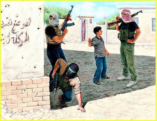 MasterBox 3576 - Iraq - 1:35