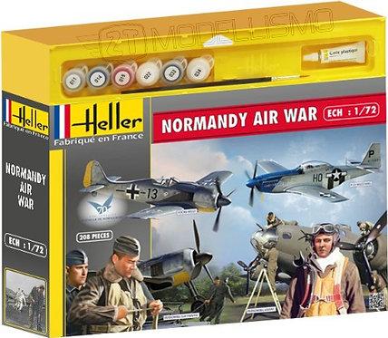 Heller  - Set Normandy Air War - 1:72