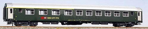 L.S. Models 47221 - Set 2 carrozze UIC-X ABm 1°/2°cl. + Bm 2°cl. SBB