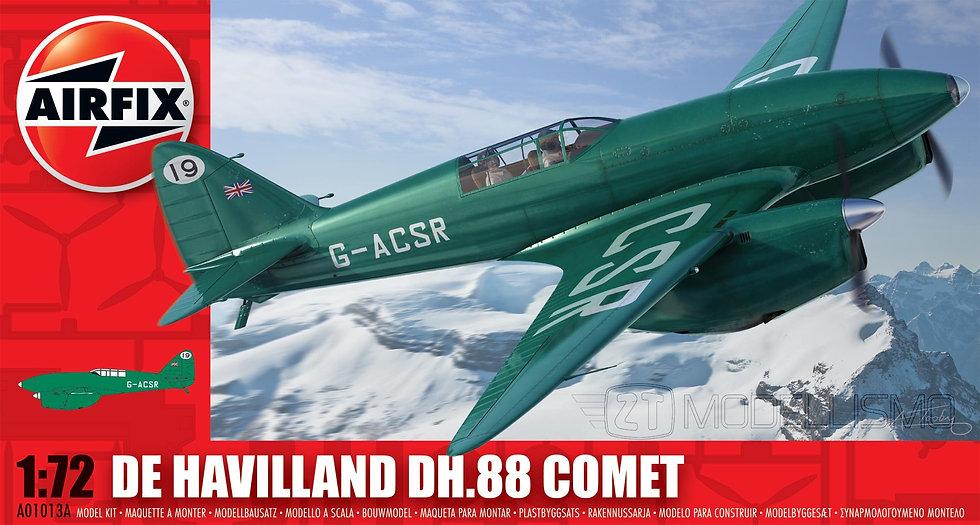 Airfix A01013A - De Havilland DH.88 Comet - 1:72