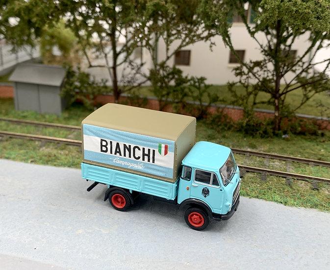"Brekina 34635 - Autocarro OM 'Lupetto' PP ""Bianchi""- H0"