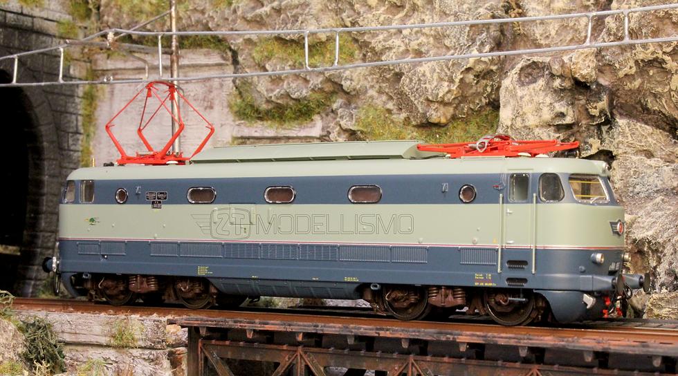 ACME 60303 - Locomotiva elettrica E444.093 di 2° serie, FS - H0
