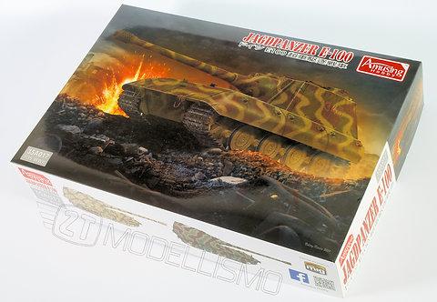 Amusing Hobby 35A017 - Jagdpanzer E-100 - 1:35