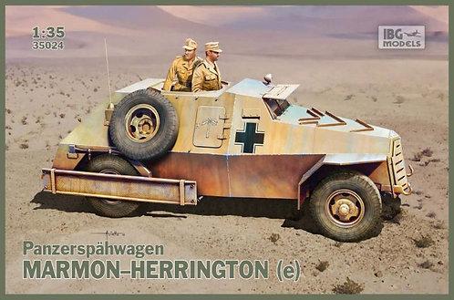 IBG Models 35024 - Marmon-Herrington  - 1:35