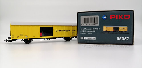"""Piko 55057 - Carro misurazioni di rete ferroviaria """"ATENA"""", FS - H0"""