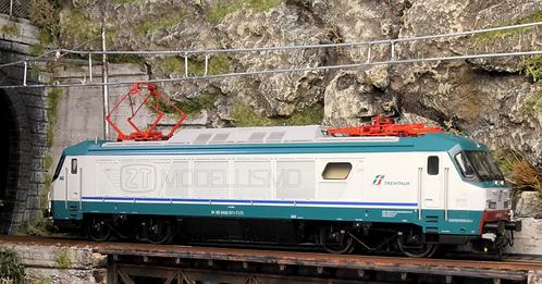 Rivarossi HR2766 - Locomotiva elettrica E402A.011, FS - H0