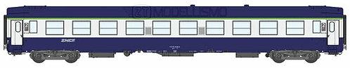 REE Modeles VB-182 - Carrozza cuccette UIC B9C9x - H0