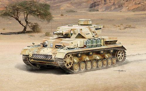 Italeri 6514 - Pz. Kpfw. IV Ausf. F1/F2 early G - 1:35