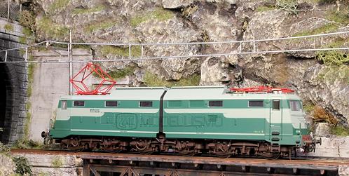 ACME 60153 - Locomotiva elettrica E646.006 di 1°serie, FS - H0