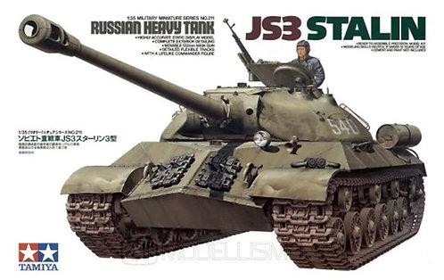 Tamiya 35211 - RUSSIAN HEAVY TANK JS3 STALIN - 1:35