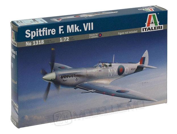 Italeri 1318 - Spitfire F. Mk. VII - 1:72